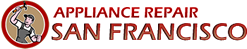 Appliance Repair San Francisco footer logo